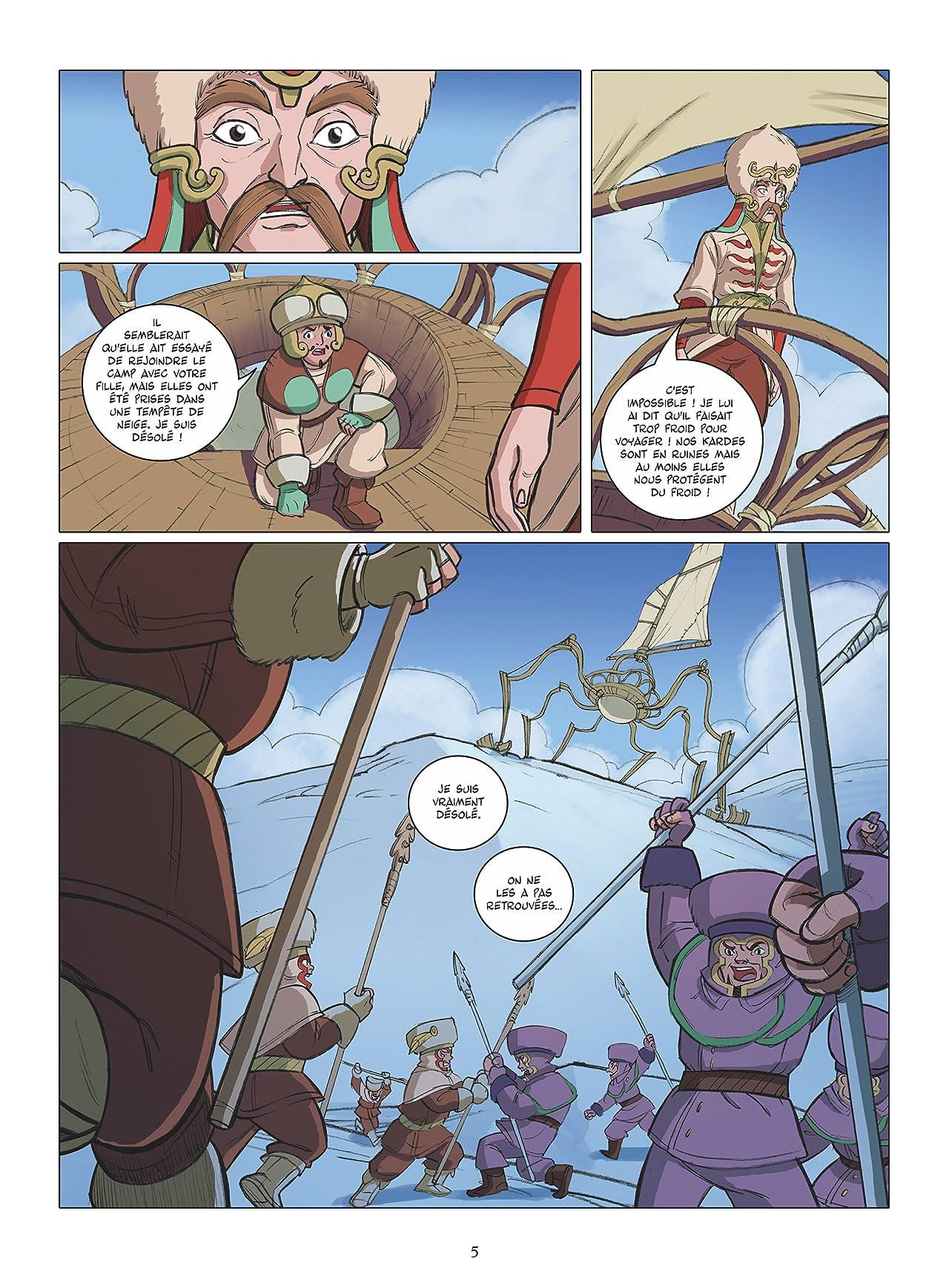 Le Petit Prince Vol. 22: La Planète d'Ashkabaar
