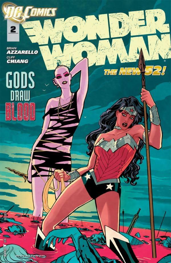 Wonder Woman (2011-2016) #2