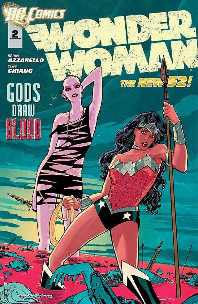 Wonder Woman (2011-) #2