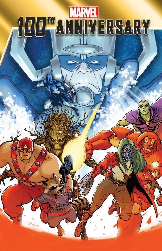 Marvel 100th Anniversary