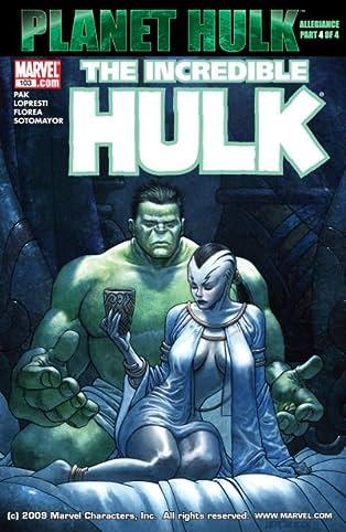Incredible Hulk (1999-2008) #103