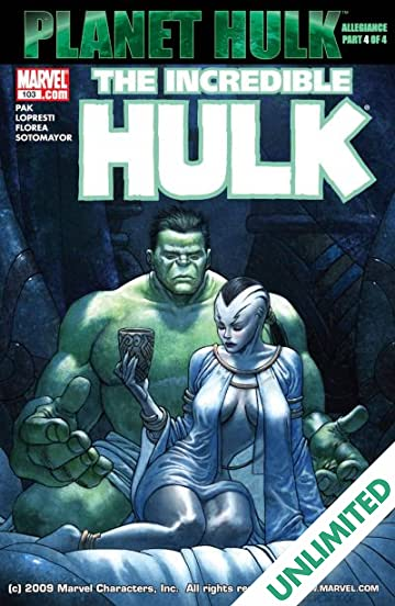 Incredible Hulk (1999-2007) #103