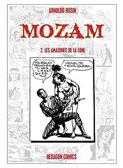 MOZAM Vol. 2: Les Amazones de la Lune