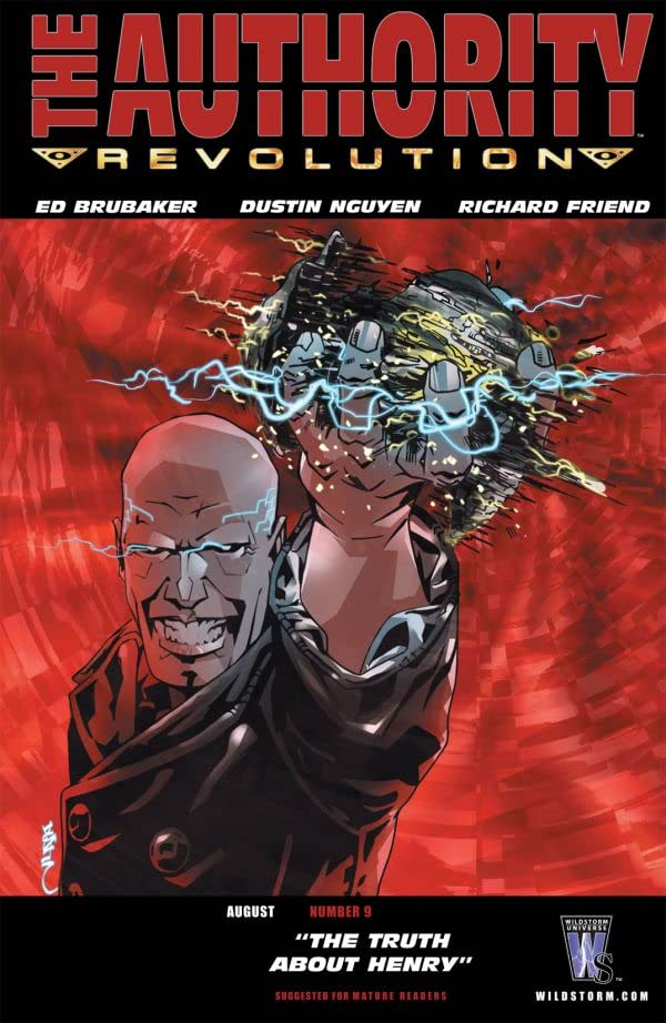 The Authority: Revolution #9 (of 12)