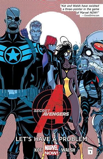 Secret Avengers Vol. 1: Let's Have A Problem