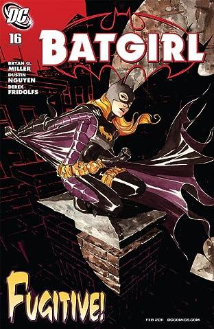 Batgirl (2009-2011) #16
