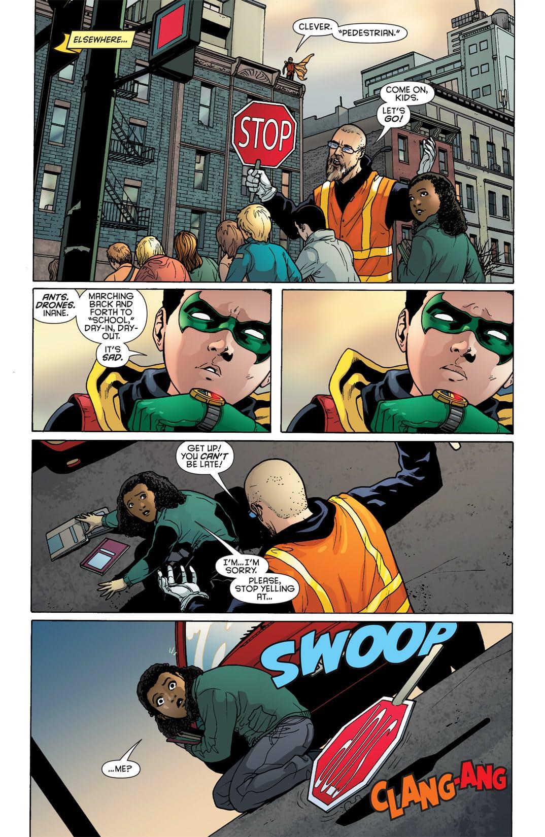 Batgirl (2009-2011) #17