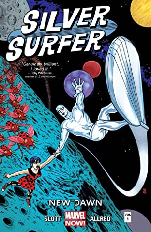 Silver Surfer Tome 1: New Dawn