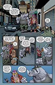 Teenage Mutant Ninja Turtles #39
