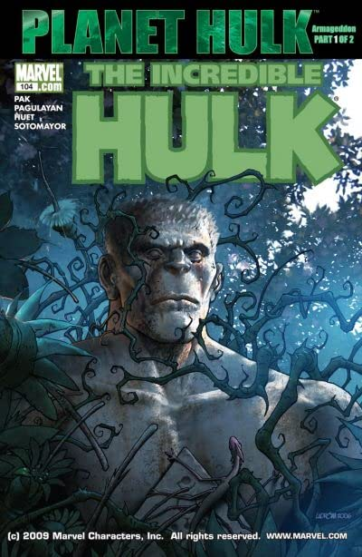 Incredible Hulk (1999-2008) #104