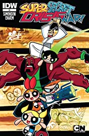 Cartoon Network: Super Secret Crisis War! #5 (of 6)