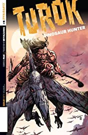 Turok: Dinosaur Hunter #8: Digital Exclusive Edition