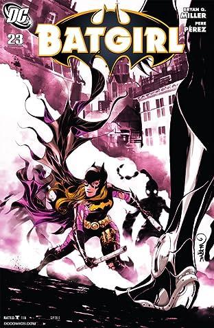 Batgirl (2009-2011) #23
