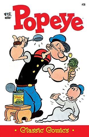 Popeye Classics No.28