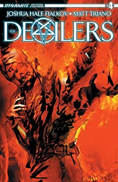 The Devilers #4 (of 7): Digital Exclusive Edition