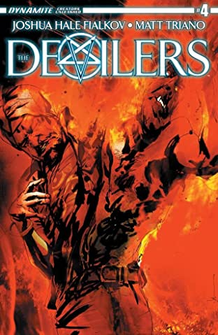 The Devilers No.4 (sur 7): Digital Exclusive Edition