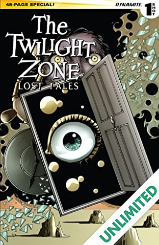The Twilight Zone: Lost Tales: Digital Exclusive Edition