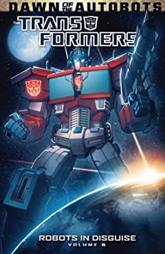 Transformers: Robots In Disguise (2011-2016) Vol. 6