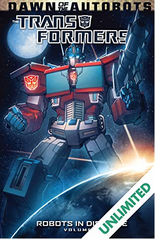 Transformers: Robots In Disguise (2011-) Vol. 6