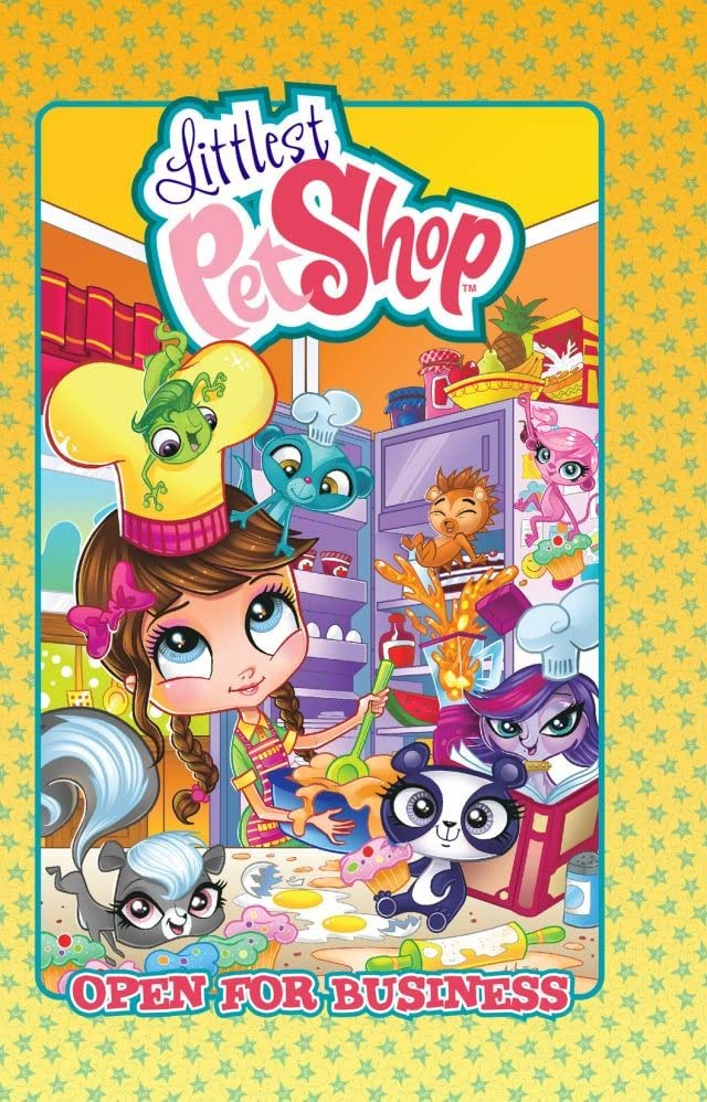 Littlest Pet Shop: Open for Business
