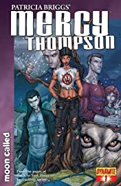 Patricia Briggs' Mercy Thompson: Moon Called #1