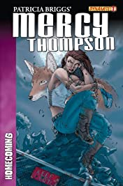 Patricia Briggs' Mercy Thompson: Homecoming #1 (of 4)