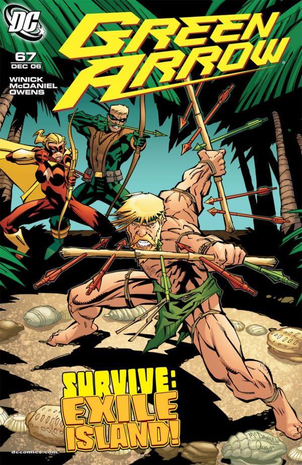 Green Arrow (2001-2007) #67