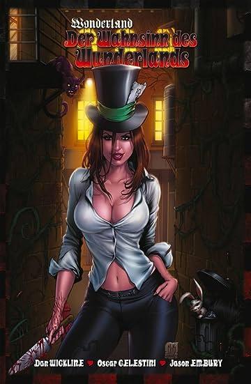 Wonderland Vol. 9: Der Wahnsinn des Wunderlands