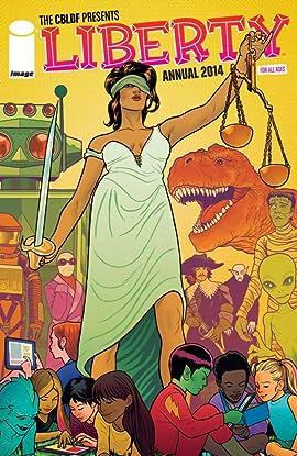 CBLDF Presents: Liberty Annual 2014