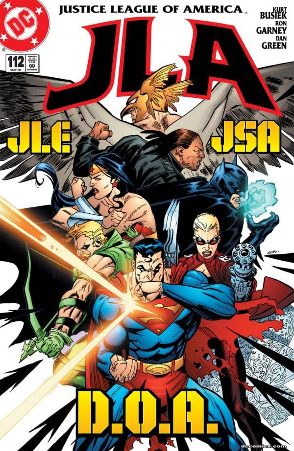 JLA (1997-2006) #112