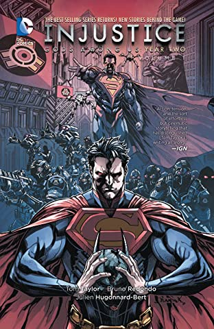 Injustice: Gods Among Us: Year Two (2014) Tome 1