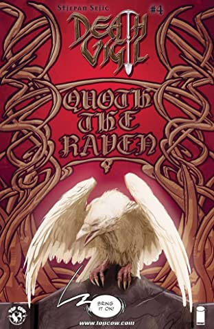Death Vigil #4 (of 8)