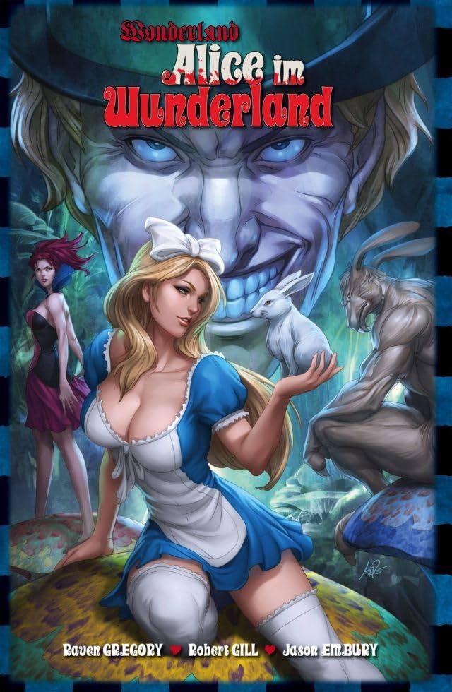 Wonderland Vol. 7