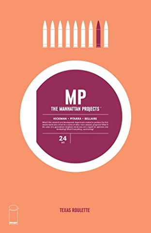The Manhattan Projects #24