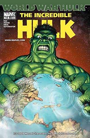 Incredible Hulk (1999-2008) #106
