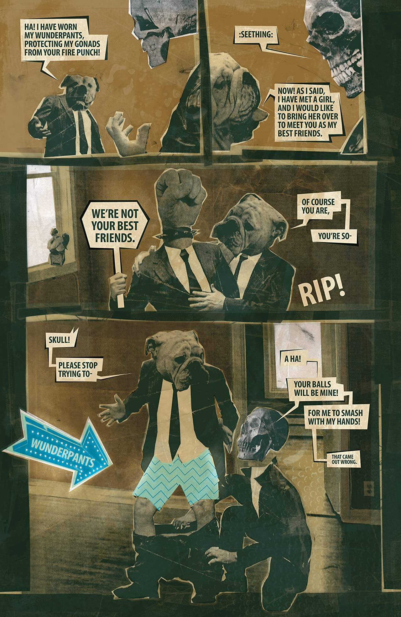 Punks: The Comic #1