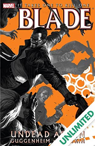 Blade Vol. 1: Undead Again