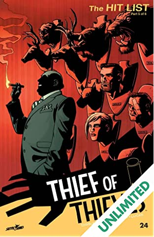 Thief of Thieves #24