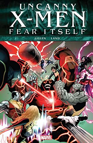 Uncanny X-Men: Fear Itself
