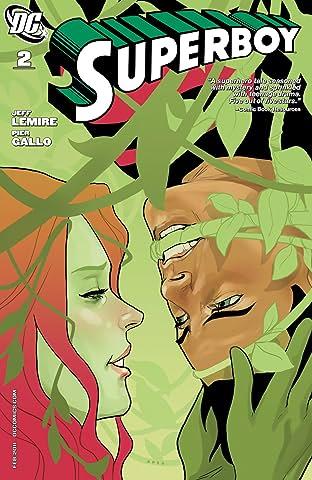 Superboy (2010-2011) #2