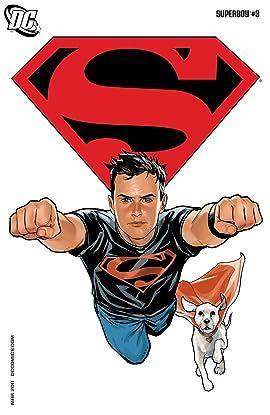 Superboy (2010-2011) #3