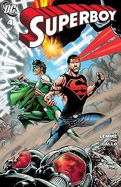 Superboy (2010-2011) #4