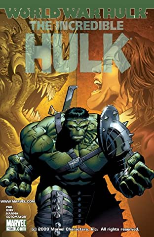 Incredible Hulk (1999-2008) #108