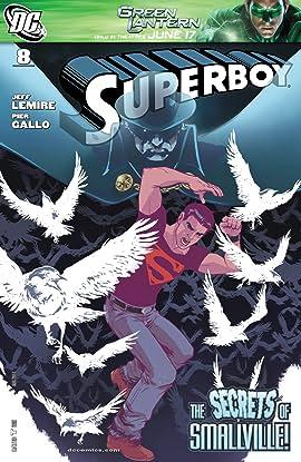 Superboy (2010-2011) #8