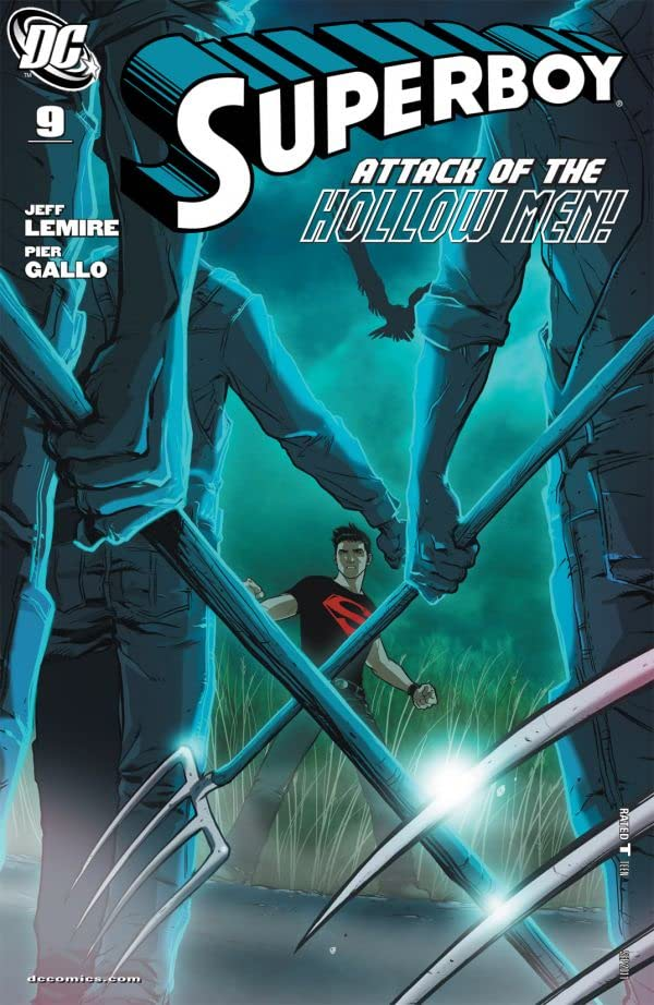 Superboy (2010-2011) #9