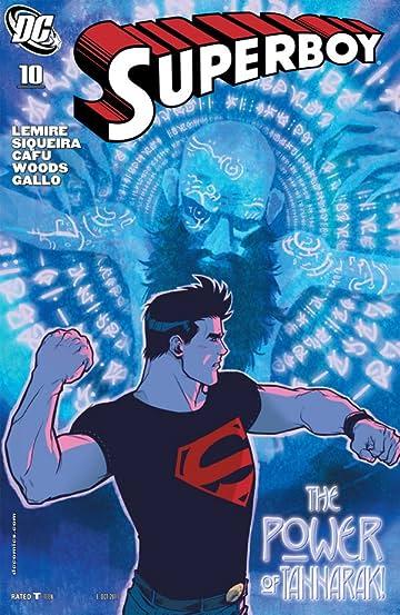 Superboy (2010-2011) #10