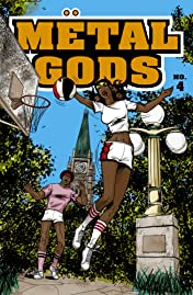 Metal Gods #4