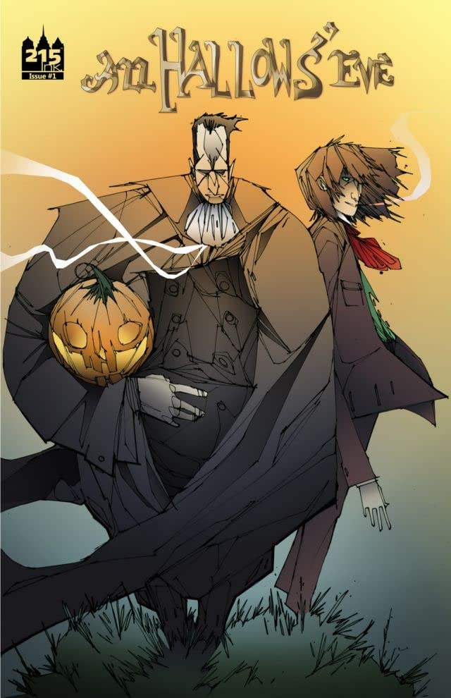 All Hallow's Eve #1