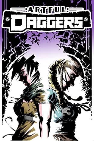 Artful Daggers #15