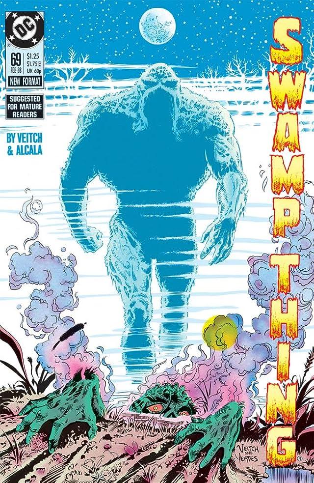 Swamp Thing (1982-1996) #69